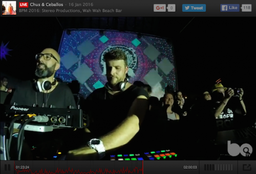 Chus & Ceballos The BPM Festival 2016