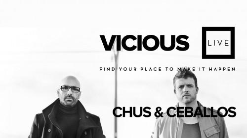 Chus+Ceballos at Vicious Live