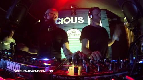 Chus & Ceballos @ Vicious Live
