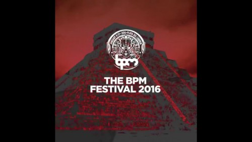 Stereo Productions party at The BPM Festival 2016